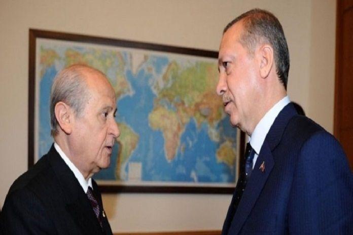 Biliyor muydun ? /// Bahçeli, 1 Kasım öncesi gizli anlaşma yaptı; Erdoğan'ın yardımcısı olacak
