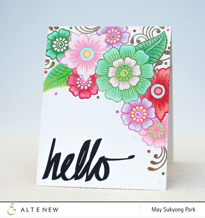 "Inspired from Hennah designs across South Asia, this set contains many elements which you can mix and match to create lots of different looks. This is a 4"" x 6"" clear stamp set containing 23 stamps ma"