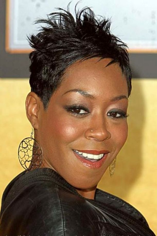 Tremendous 1000 Ideas About African American Short Haircuts On Pinterest Short Hairstyles For Black Women Fulllsitofus