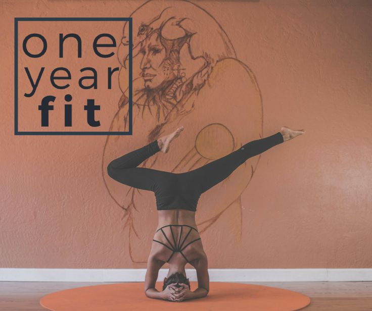 one year fitness course