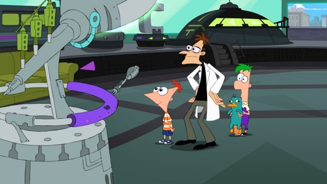 Phineas and Ferb is the Best Science Fiction on Television: Ferb Cartoon, Cartoon Characters, Character Funny, Tv Show, Fiction Character, Science Fiction, Funny Tv, Phineas And Ferb