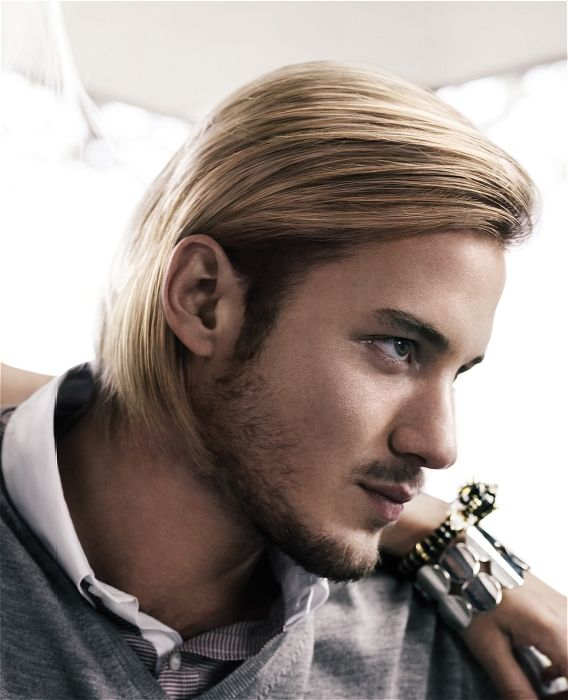 10+ images about Male medium long haircuts on Pinterest ...