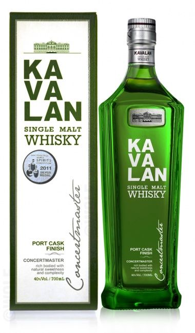 Kavalan Single Malt Whisky PD