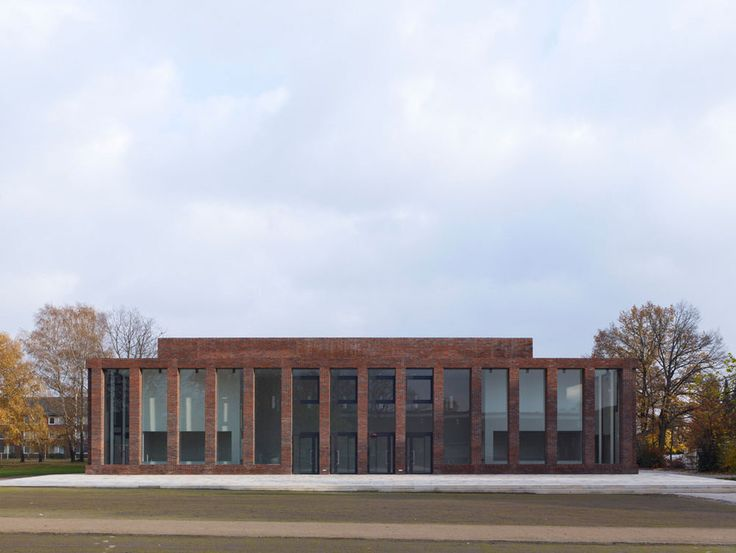 Max Dudler Architekt, Dietrich Architekten + Ingenieure — Jacobs University — Image 5 of 21 — Europaconcorsi