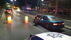 Alcoholímetro en Oaxaca, 13 personas aseguradas por conducir en estado de ebriedad