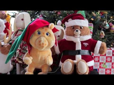 Storytime with Teddy Ruxpin: Teddy Ruxpin's Christmas (featuring Grubby!) - YouTube
