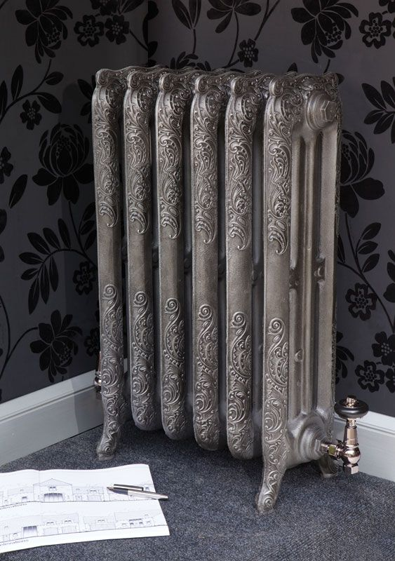 Antique Radiators For Sale | Paladin Antique Radiator Paint Effects