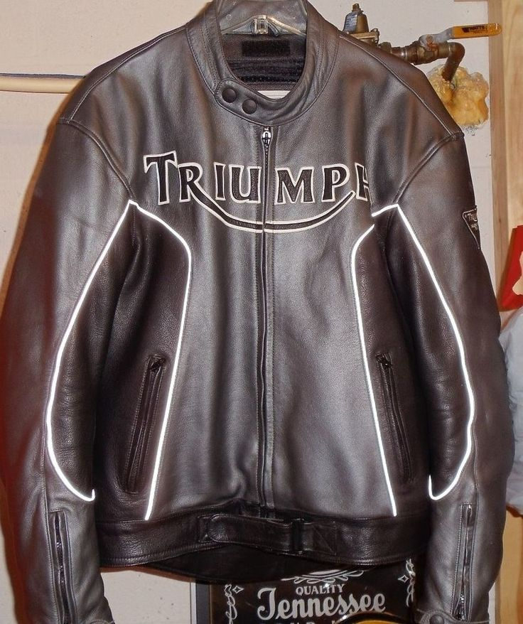 best 25+ triumph motorcycle jacket ideas only on pinterest | moped