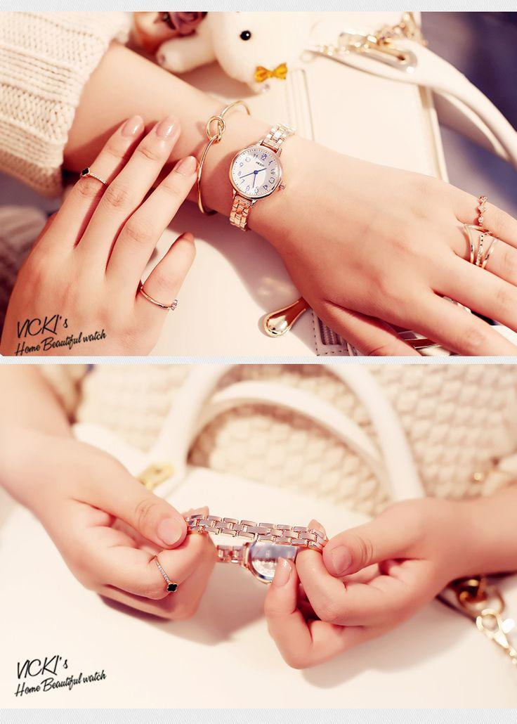 KEZZI 1701 Fashion Women Quartz Watch