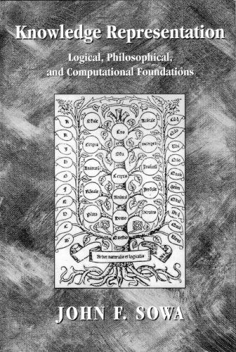 Knowledge Representation: Logical, Philosophical, and Computational Foundations by John F. Sowa, http://www.amazon.com/dp/0534949657/ref=cm_sw_r_pi_dp_VbF0qb1S06AT7
