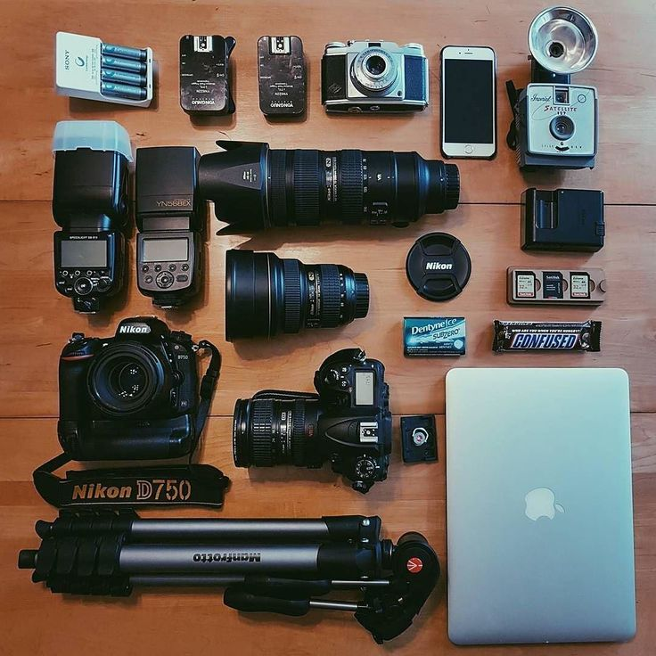 """""""I don't want any more gear"""" said no one ever. 