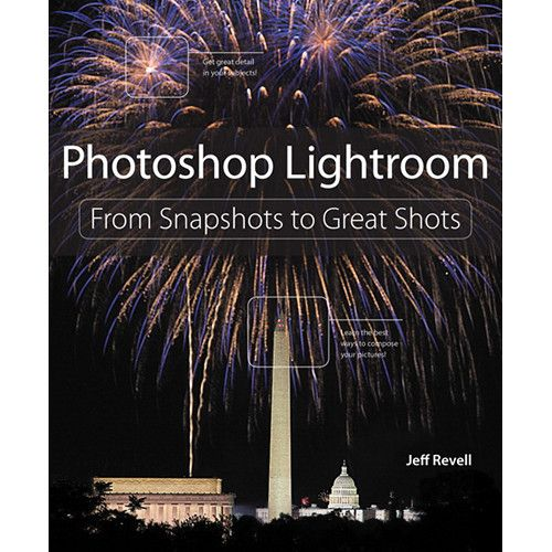 Pearson Education Book: Photoshop Lightroom: From 9780321819624   B&H Photo Video