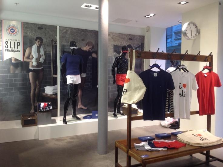 Le slip français - I love slip #marketing