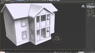 tiled texture floor 3d max - YouTube
