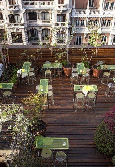 Las Mejores Terrazas de Verano en Madrid ¿Nos vamos de #terrazeo?