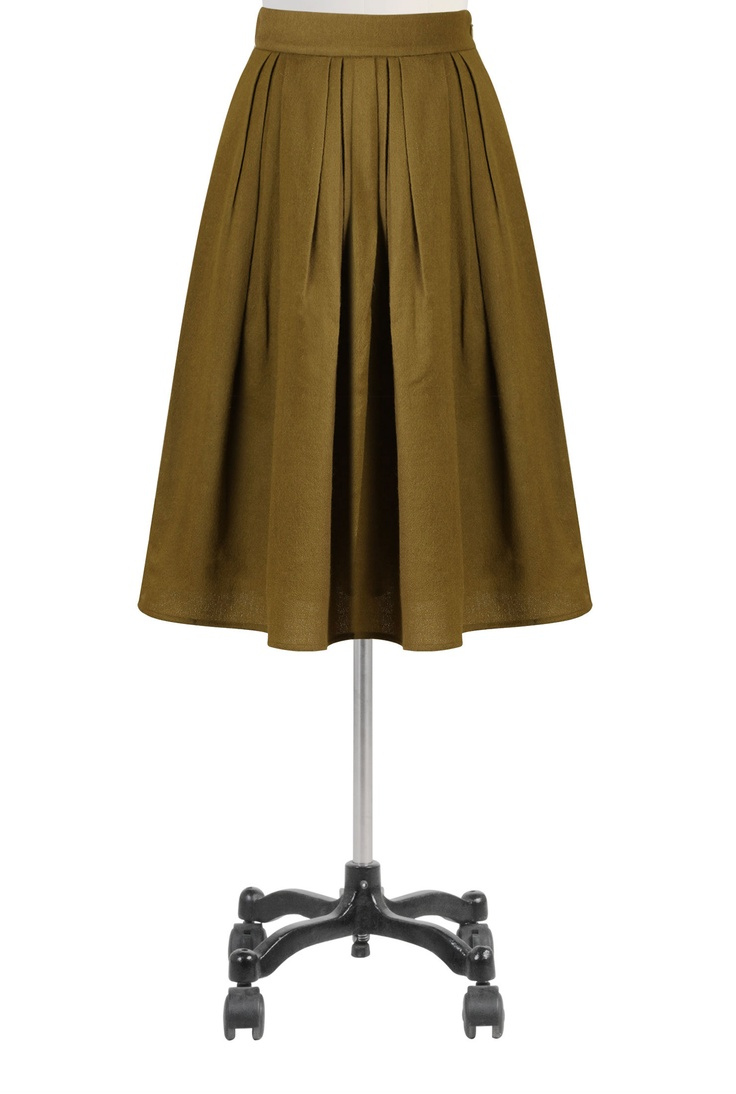 Womens long skirts - Black Skirt, White Skirt, Long Skirt, Denim chambray Skirts - Women's designer clothing - | eShakti.com (a favourite repin of VIP Fashion Australia - providing a portal to exclusive fashion and style from across the globe.  www.vipfashionaustralia.com - Specialising in blacklabel fashion - womens clothing Australia - global fashion houses and fashion boutiques)