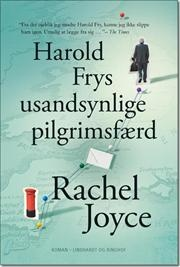 Harold Frys usandsynlige pilgrimsfærd af Rachel Joyce, ISBN 9788711408209