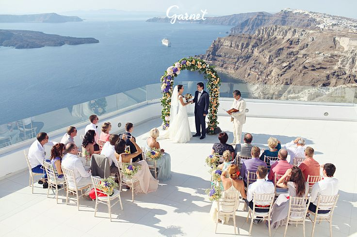 Wedding in Santo Winery, Greece
