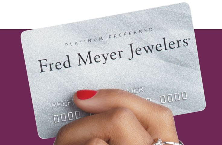 Fred Meyer Jewelers Credit Card Apply Synchrony Bank