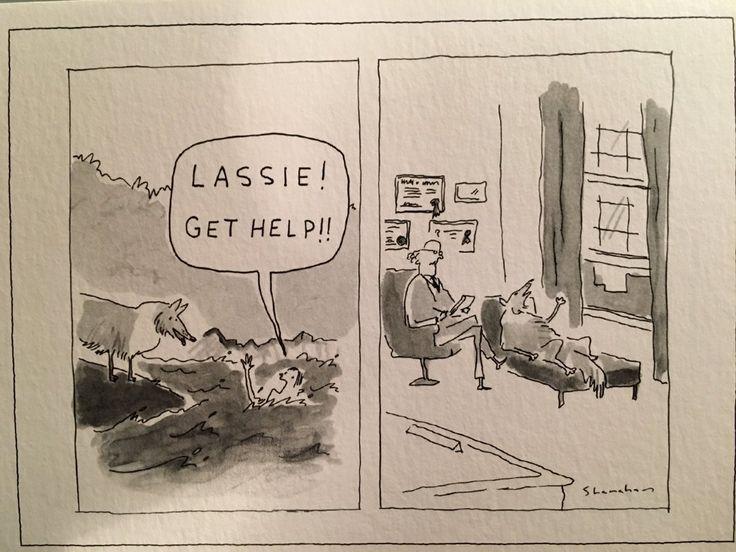 """Ο χρήστης Lisa Harding στο Twitter: """"A favourite from The Big New Yorker Book of Dogs. #NewYorker… """""""
