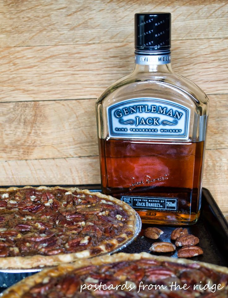 Best pecan pie recipe ever. Made with Georgia pecans and Jack Daniels Tennessee whiskey. To die for. #pecanpie #jackdanielsrecipe