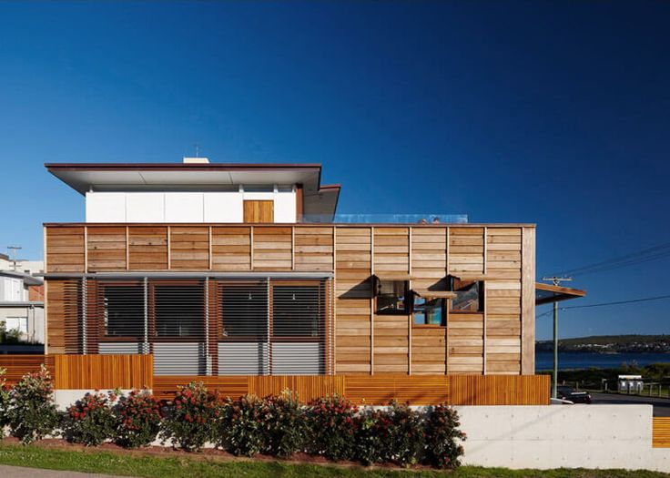 Freshwater house by brewster hjorth architects est - Maison freshwater brewster hjorth architects ...