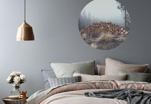 Cozy up on a grey morning with our Winter Woodland decal. Available in 3 sizes.