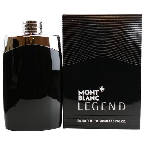 Mont Blanc Legend By Mont Blanc Edt Spray 6.8 Oz