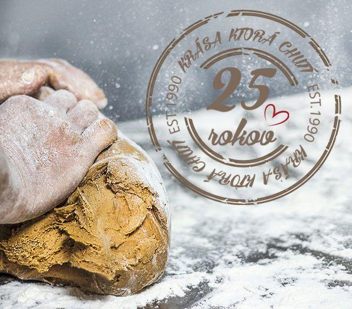 25 ročná tradícia #pernikovekralovstvo medex.sk