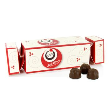Chocolate Truffles Christmas Cracker, 14 Chocolates, 195g available at LilyOBriens.ie