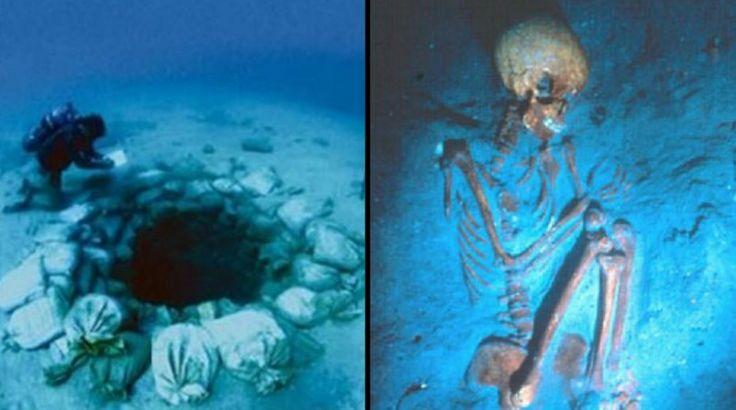 Είδε μια Υπόγεια Σπηλιά στον Πάτο της Θάλασσας. Αυτό που βρήκε μέσα της, θα αλλάξει ΓΙΑ ΠΑΝΤΑ την Ιστορία της Ανθρωπότητας! Crazynews.gr