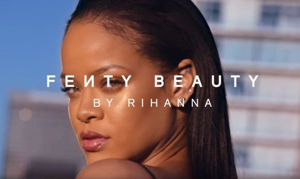 Rihanna is always flawless with Red Carpet ready skin.  I'm pretty sure she has one of these in her bag all the time!  What is it?  Find out! #beautyblogger #flawless #redcarpet #makeup