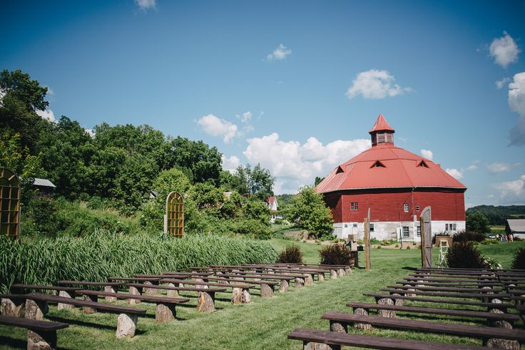 Hidden Meadow and Barn Wedding Pepin, WI