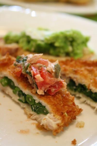 菜の花とんかつ by Manhattan Cafeさん | レシピブログ - 料理ブログの ...