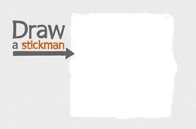 Draw a stickman -- extra time filler. so fun.