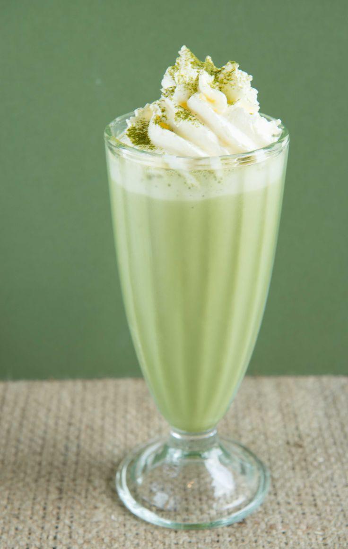Matcha Frappe #matcha #greentea #frappe #dessert #sweet # ...