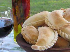 cocina sin gluten: masa para empanadas