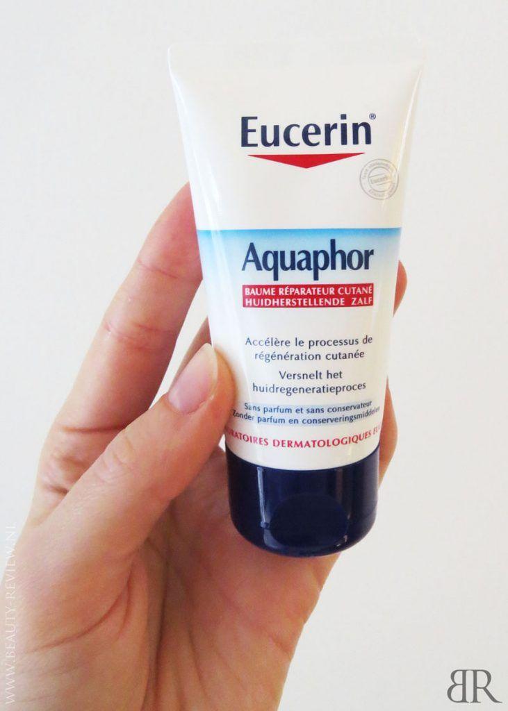 Review – Eucerin Aquaphor Huidherstellende Zalf