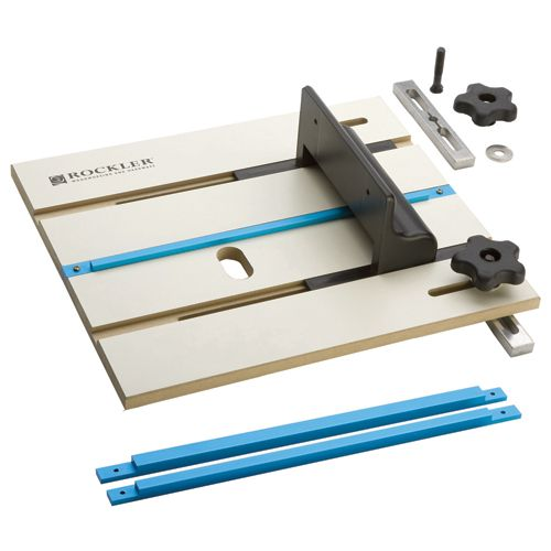 Rockler Router Table Box Joint Jig - Rockler.com Woodworking Tools