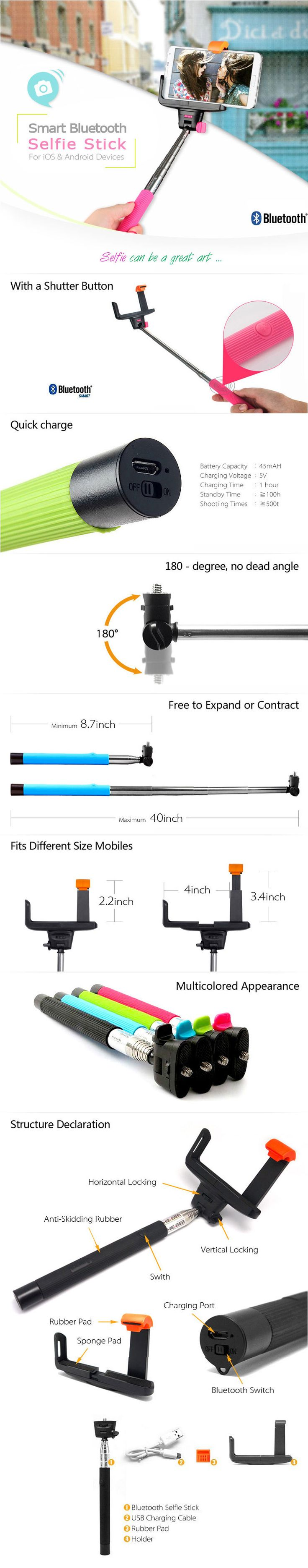 The Best Selfie Stick For Your Phone – Grab A Selfie Stick
