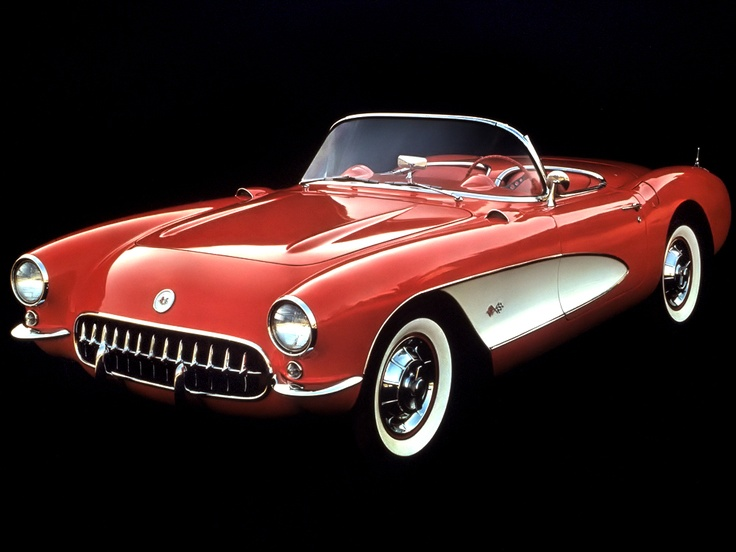 Corvette, V8