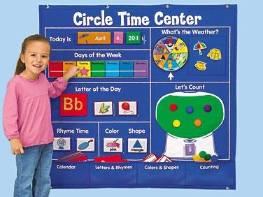 Kids Day Planner