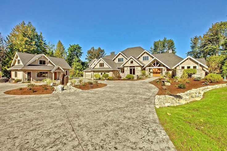 Only New Construction Premier Home On Acreage For Sale In Woodinville WA Real Estate