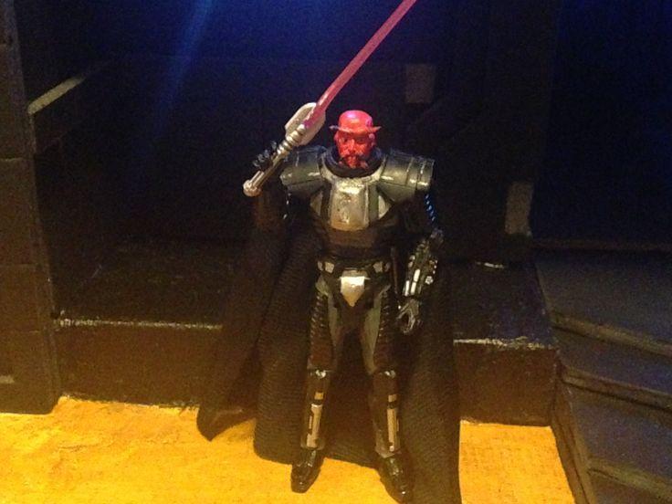 SWTOR Custom Sith - Scourge