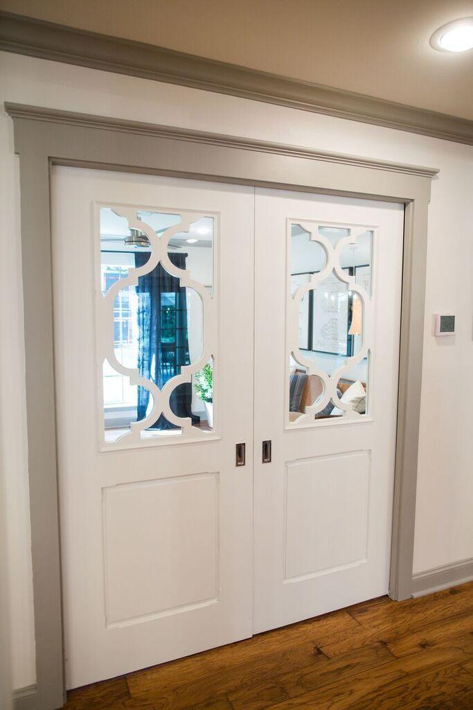 Perfection in a door...