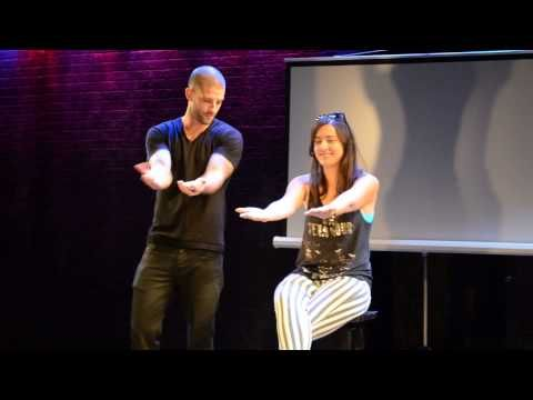 Darcy Oake's Talent - Spectacular Magic/Illusion trick on Tom Cruise - YouTube