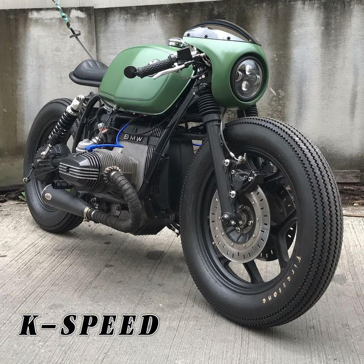 bmw r80 cafe raccer by k-speed