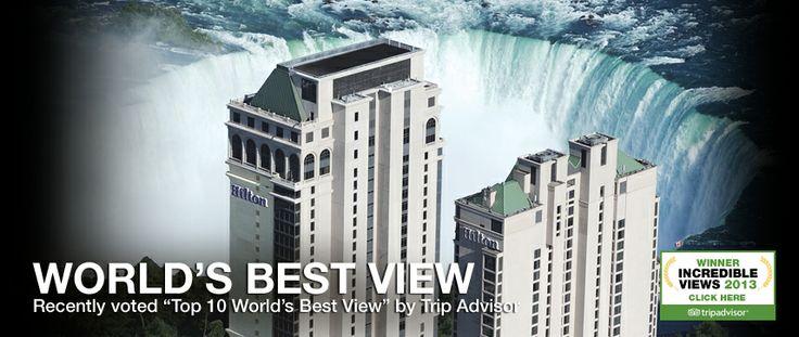 Niagara Falls Fallsview Hilton Hotel
