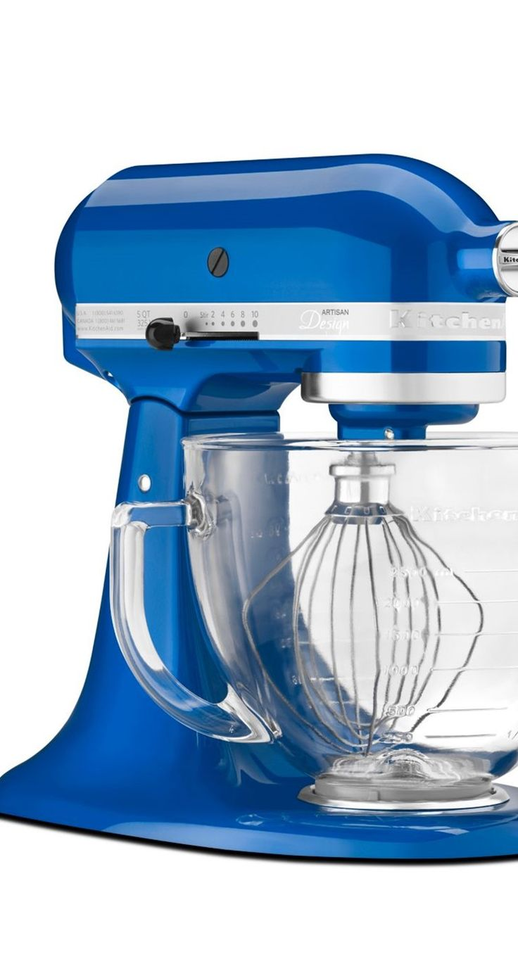 With A Powerful 325 Watt Motor And Rugged All Metal Construction, This  KitchenAid