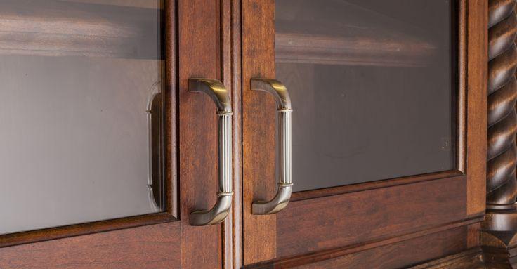 marvella cabinet pulls from jeffrey alexander by hardware resources 56196bnbdl shown in use jeffrey alexander decorative hardware pinterest - Jeffrey Alexander Hardware